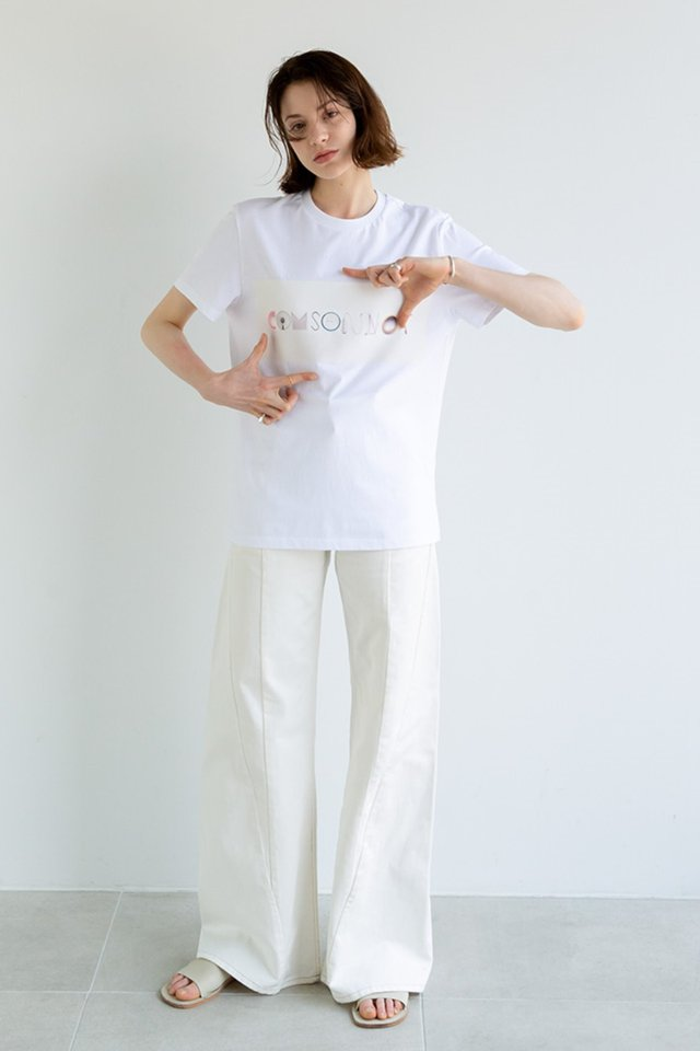 Archive t-shirt (White)  [Unisex]